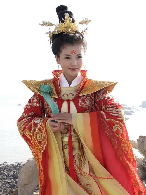 Tạo hình của Lưu Đào nhận được nhiều khen ngợi của khán giả.