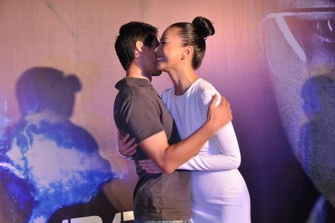 Ngô Thanh Vân chia sẻ, mối quan hệ của cô với Johnny Trí Nguyễn luôn rõ ràng.