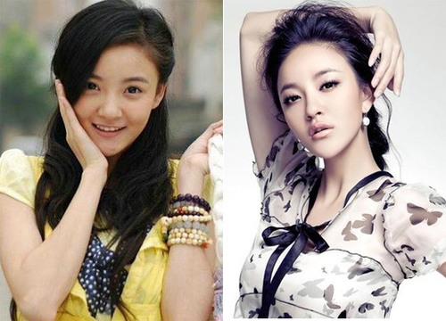 Cô đào sexy Lưu Vũ Hân cũng thay đổi khá nhiều.