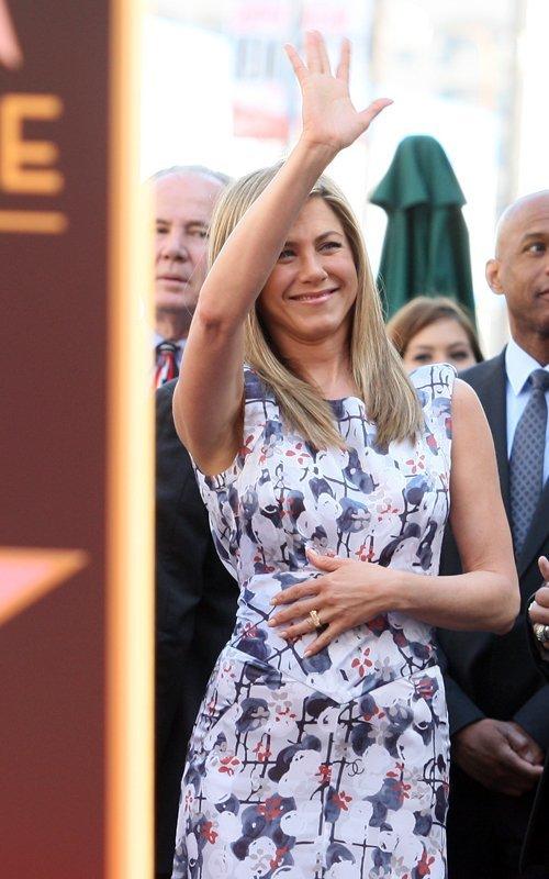 Jennifer Aniston được tôn vinh