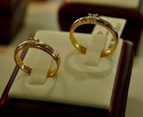 Nhẫn cưới càng đơn giản thì càng lâu chán.