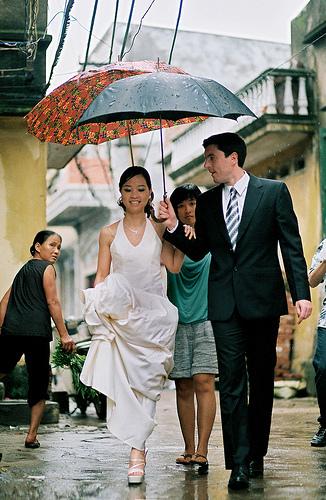 Tôi muốn tổ chức một đám cưới đẹp mà ít tốn kém nhất. Ảnh: Mai Nguyễn.