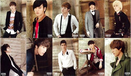 Nhóm Super Junior lần thứ 3 tới Việt Nam.