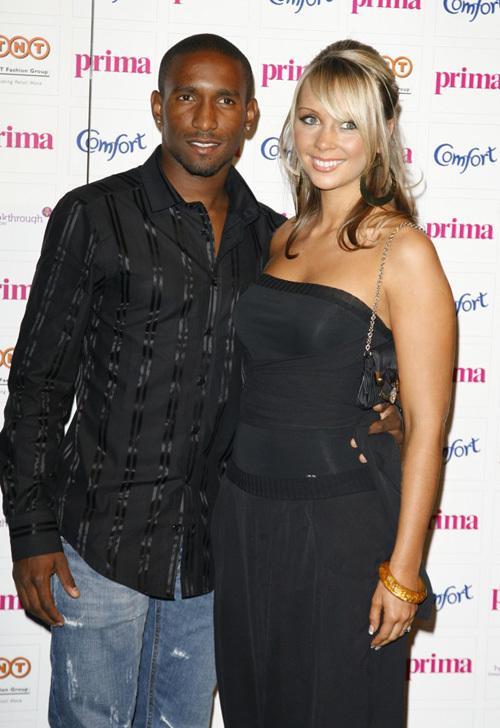 Charlotte Mears và Defoe từng chung sống với nhau như vợ chồng hồi năm 2007.