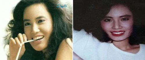 Han Mi Ok khi còn là một cô gái xinh đẹp. Ảnh: MBC.