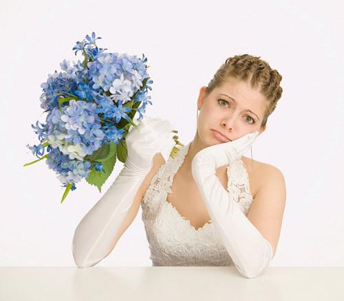 Cô dâu nào cũng có 'nỗi niềm riêng' trước ngày cưới.