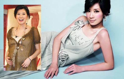 Giả Tịnh Văn có bầu xinh đẹp hơn rất nhiều, do thời con gái cô khá gầy gò. Hiện tại, với công việc bận rộn, cô đào lại trở lại với vóc dáng gầy gò. Cô tiết lộ đã giảm khoảng 10 kg so với thời điểm sau sinh.
