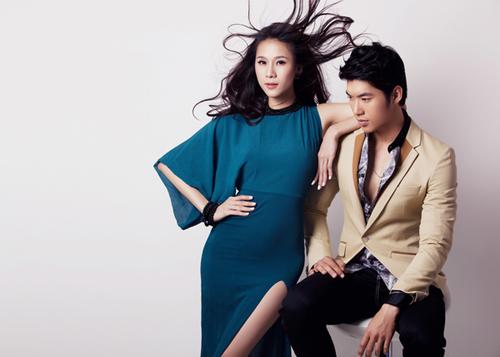 Thời gian gần đây Thái Hà gây khó hiểu cho mọi người khi liên tục xuất hiện bên cả hai nam người mẫu Nam Thành và Trương Thế Vinh.