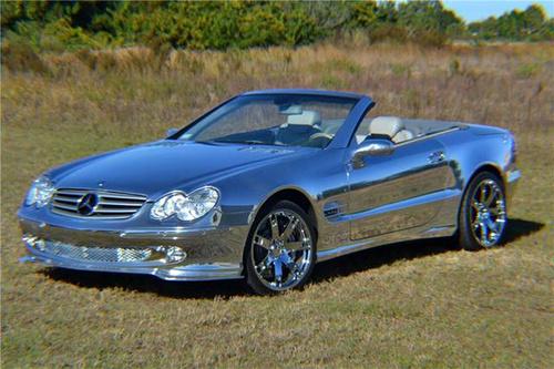 Mercedes SL600