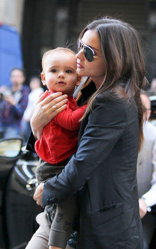 Flynn chào đời vào tháng 1/2011 và trở thành một trong những sao nhí nổi tiếng nhất Hollywood.