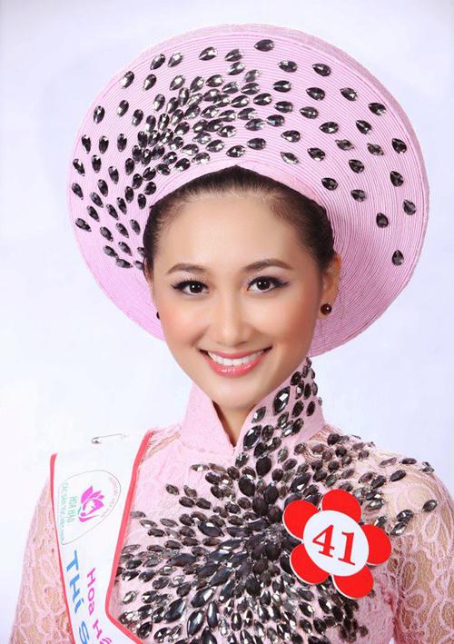 5. PhanThị Thanh Nhàn- SBD 0203, chiều cao 170cm..