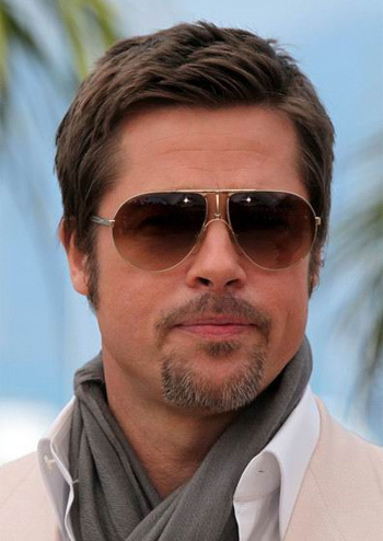Brad Pitt tuổi Quý Mão (1963).