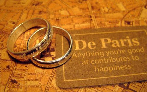 5 ý tưởng khắc lên nhẫn cưới