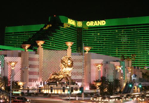 Đây là nơi có bức tượng sư tử lớn nhất nước Mỹ.