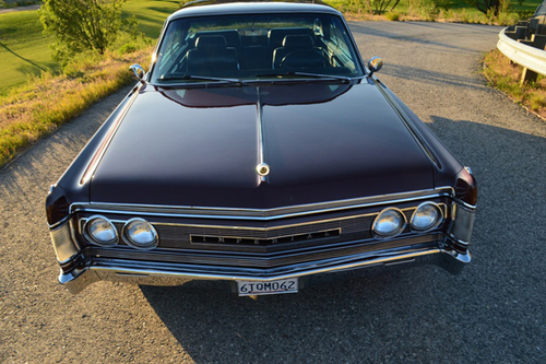 Imperial Crown Coupe 1967