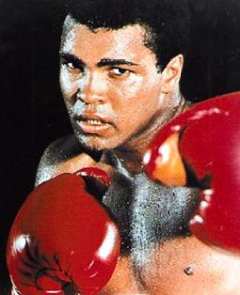 Muhammad Ali tuổi Canh Ngọ (1942).