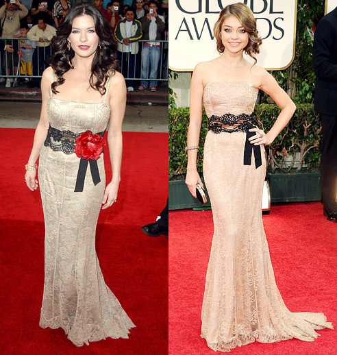 Catherine Zeta-Jones vs. Sarah Hyland