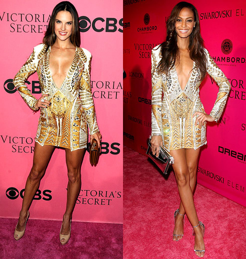 Alessandra Ambrosio vs. Joan Smalls