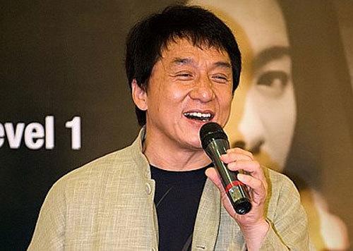 Jackie Chan tuổi Giáp Ngọ (1954).