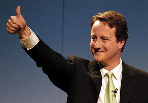 Thủ tướng Anh David Cameron tuổi Bính Ngọ (1966).