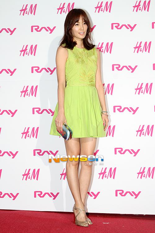 Son Tae Young, vợ Kwon Sang Woo