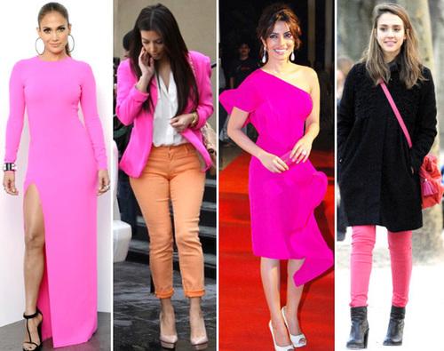 Từ trái sang phải: Người đẹp Jennifer Lopez, Kim Kardashian, Priyanka Chopra và Jessica Alba.