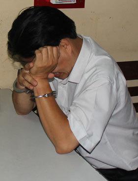 Nguyễn Tuấn Anh bị bắt tối 9/5.