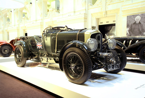 Bentley 4 1-2 Litre
