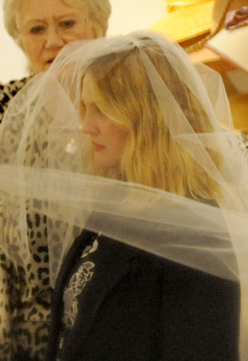 Drew sẽ trở thành cô dâu vào ngày 2/6.