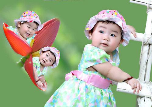 Tên bé là Hoàng Bảo Ngọc 12 tháng tuổi. Nickname ở nhà của bé là Ốc tiêu. Bé rất thích xem quảng cáo, đặc biệt là quảng cáo Vinamilk và nghe nhạc là nhảy không biết mệt, rất là đành hanh hay bắt nạt bạn chơi cùng.