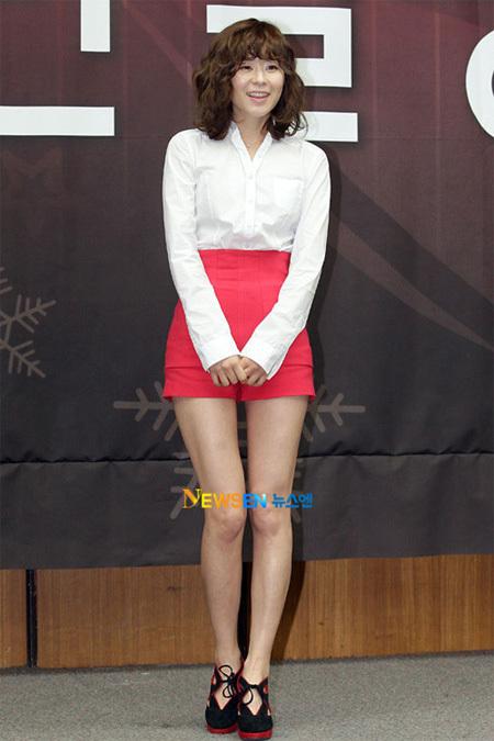 Người đẹp Choi Kang Hee