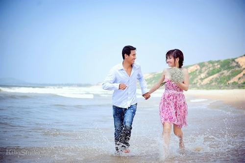 Bộ ảnh cưới Văn Báu - Ngọc Ngà.