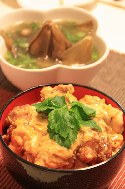 Tuy có công thức khá cầu kỳ nhưng sẽ bõ công bạn chuẩn bị để đãi người thân bằng món ăn rất ngon của người Nhật này.