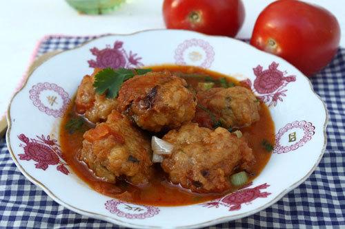 Món ăn đơn giản, chế biến không quá cầu kỳ, có vị thơm, ngọt với cơm khá ngon.