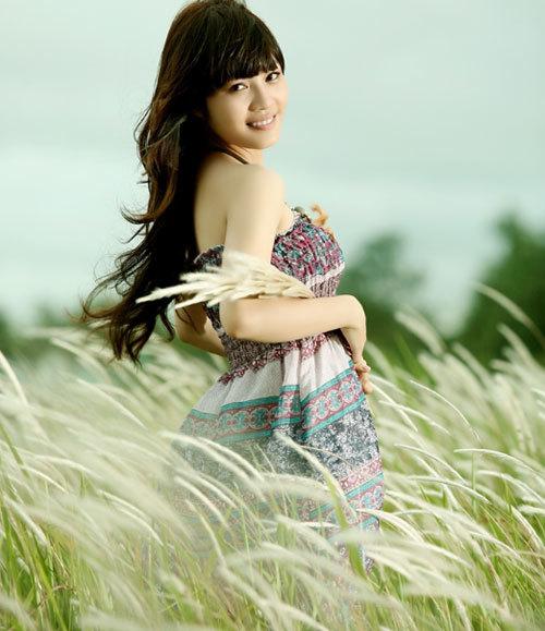 Nguyễn Thị Huỳnh Mai sinh năm 1990, cao 1m60, nặng 46 kg.