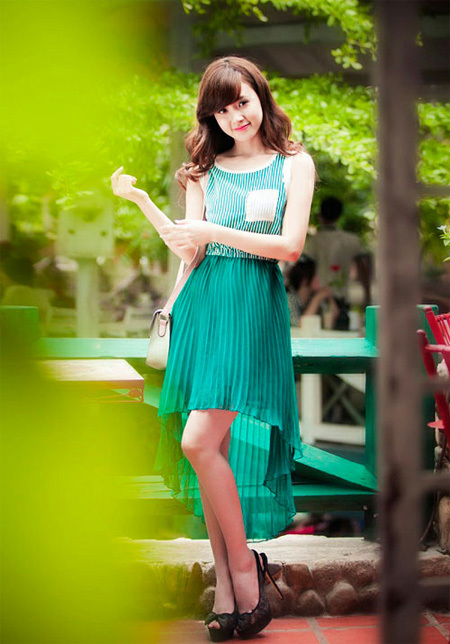 Hot girl Midu