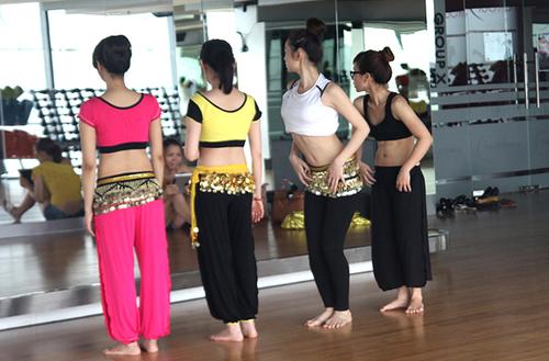 Trong đêm chung kết sắp tới, ngoài một điệu dance sport bắt buộc, mỗi ứng viên còn có cơ hội thể hiện khả năng sáng tạo bằng bài freestyle.