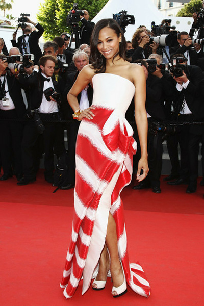 Armani Prive Gown at Cannes Film Festiaval