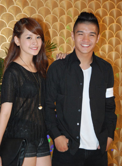 Cặp đôi Chi Pu và Cường Seven, dancer nổi tiếng ở Hà thành,