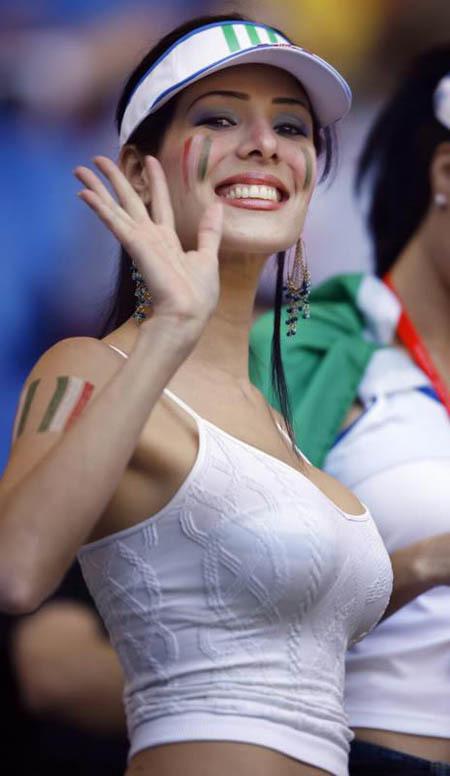 Người đẹp Italy