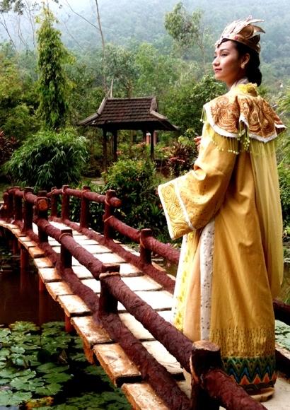 Lã Thanh Huyền tăng 3kg để phù hợp vai diễn Trần Thị Dung mang bầu
