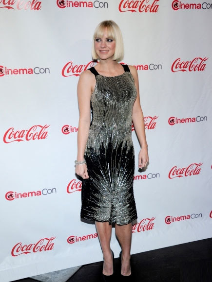 "Anna Faris của phim ""Scary Movie"""