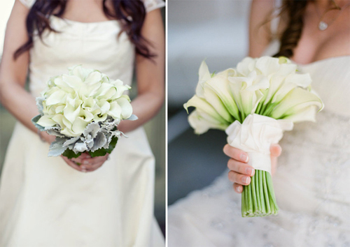 Hoa rum trắng được nhiều cô dâu ưa chuộng nhất vì mang nét đẹp tinh khôi.