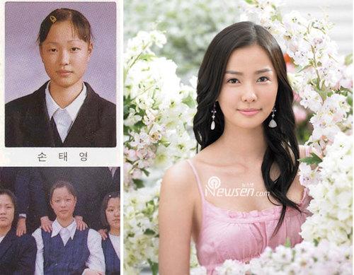 Vợ Kwon Sang Woo, Á hậu 1 của cuộc thi Miss Korea 2000
