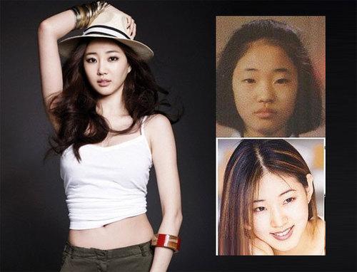 Kim Sa Rang không thể phủ nhận việc mình đẹp lên bất thường.