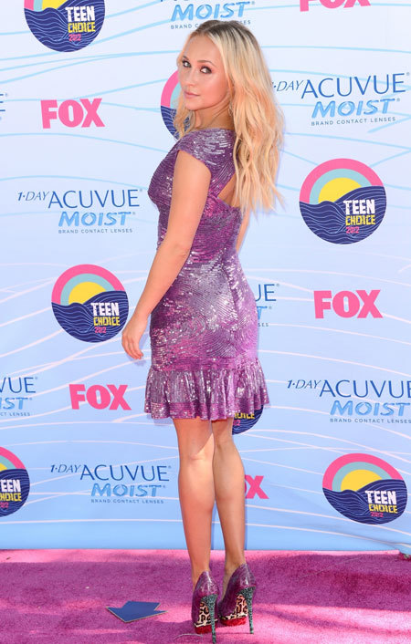 Nữ diễn viên Hayden Panettiere.
