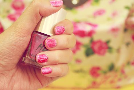 Hai màu hồng, trắng cho phong cách xì-tin