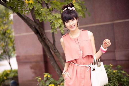 Hà Mjn, thí sinh thi Miss Ngôi Sao 2012