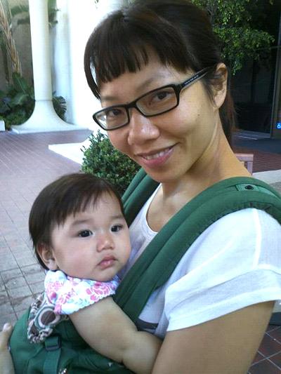 Cô công chúa Nala Yến Đoàn càng lớn càng đáng yêu.