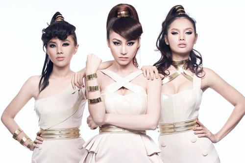 Nhóm nhạc nữ Amigo G với với 'tiêu chuẩn 5 sao': khuôn mặt đẹp,